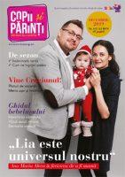 Ultimul numar al revistei Copii si Parinti